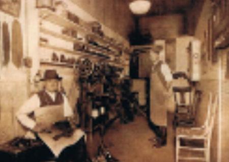 Orlando Shoe Shop - 1920s