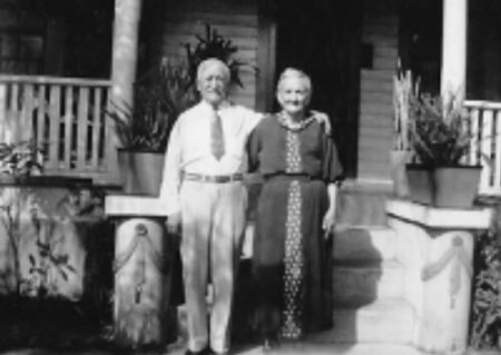 Michael & Filomena Chiusano - Dec. 1938